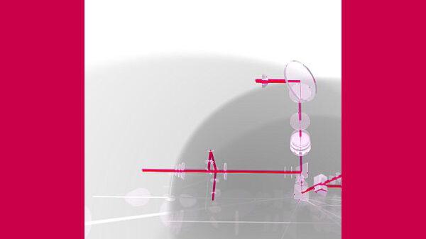 Visualisierung eines neuen Mikroskoptyps