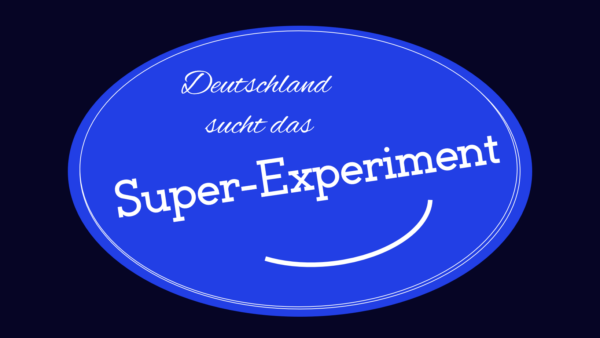 DSDS-E Deutschland sucht das Super-Experiment